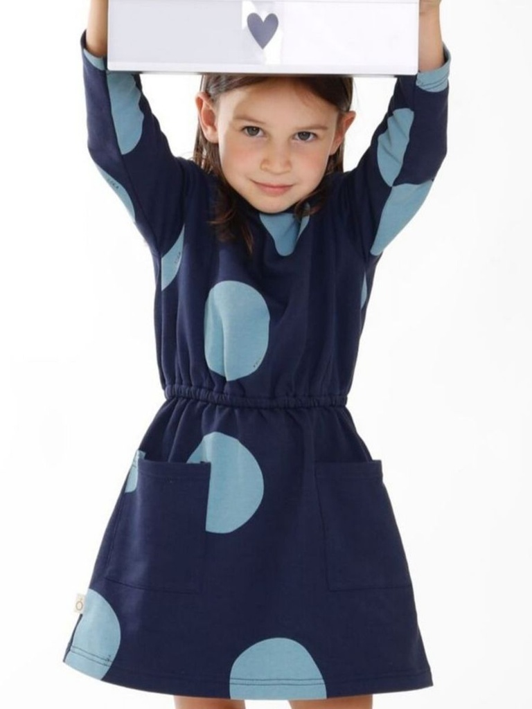 Alice organic cotton dress