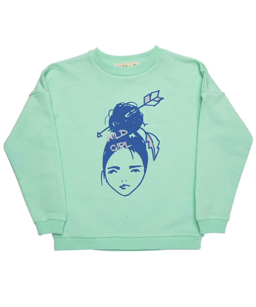 Sweatshirt  Organic Cotton Suli