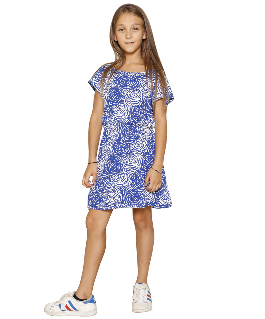 Sarah Organic Cotton Dress