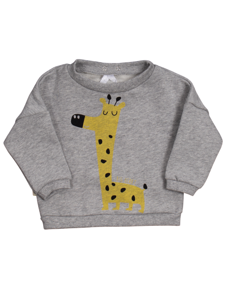 Organic Cotton Sweatshirt Suli