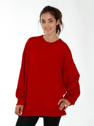 [WMSW004P863AW19000] Camilla organic cotton sweater