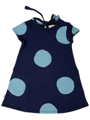 [KGDR008A920AW19BAL]  Dress  Organic Cotton Minime