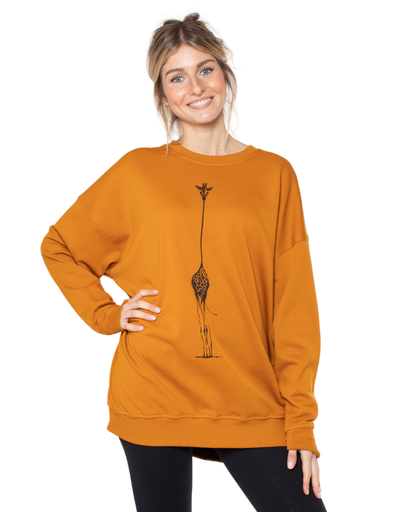 [WMSW004S163FW20GIR] Camilla Sweater Organic Cotton